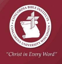 Concordia Bible Institute's Spring Seminar: The Gospel of John