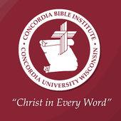 Concordia Bible Institute Fall Seminar