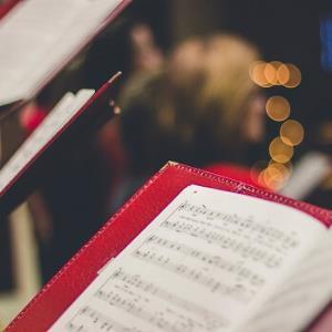 Concordia Seminary, St. Louis Laudamus choir concert