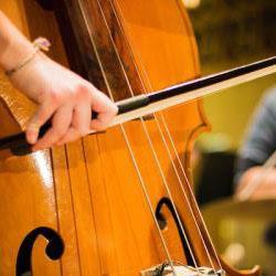Rebekah Spiegelhoff Senior String Bass Recital
