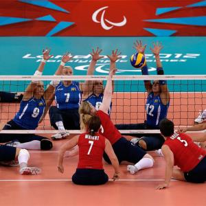 Sitting Volleyball Tournament