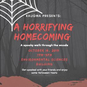 A Horrifying Homecoming