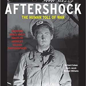 "Pre-event: ""Aftershock: The Human Toll of War"" (Book signing & reception)"