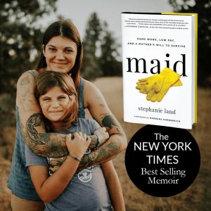 Kreft Arts Presents Stephanie Land, NYT best-selling author