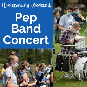 Pep Band Concert