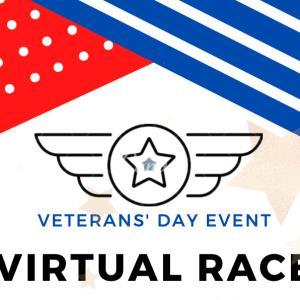 Veterans' Endowment Scholarship Virtual Fundraiser Race