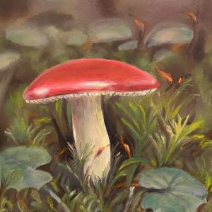 CUW Art Gallery: Foraging for Fungi