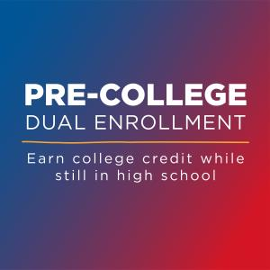 Pre-College Dual Enrollment Program Information Session