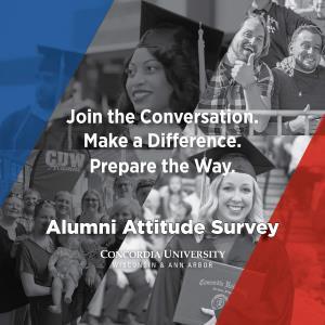 Closes today: Alumni Attitude Survey
