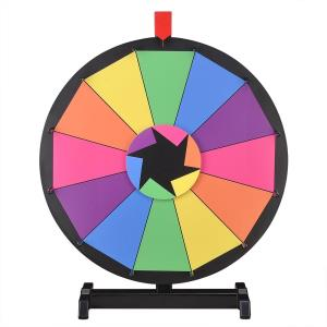 Senior Prize Wheel