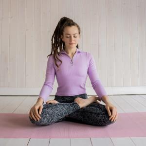 Stress Reliever Week: Restorative Yoga