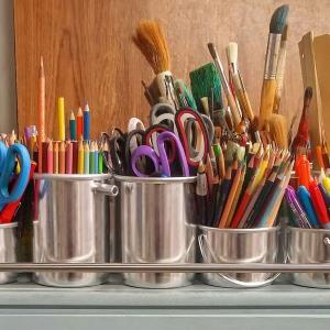 Stress Reliever Week: Takeaway Craft Night