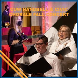 CUW Handbells & Civic Chorale Fall Concert
