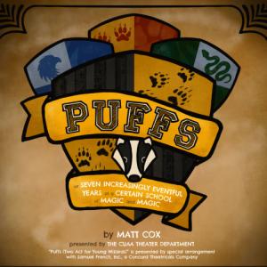 Auditions: 'Puffs' by Matt Cox