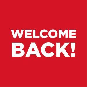 Employee Welcome Back Celebration