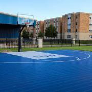 SGA's Basketball Court Pop In